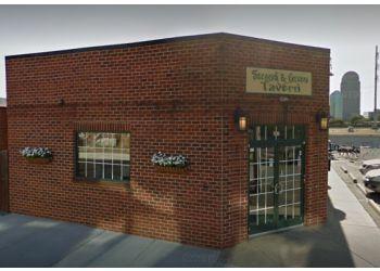 Winston Salem sports bar Second & Green Tavern