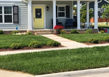 Virginia Beach landscaping company Second Nature Landscaping & Guaranteed Greener Grass
