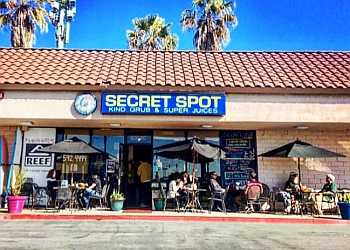 Huntington Beach vegetarian restaurant Secret Spot