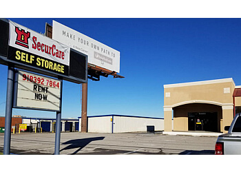 Tulsa storage unit SecurCare Self Storage