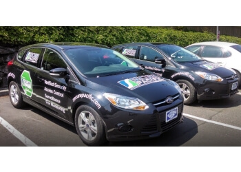 Tacoma security system Secure Pacific Corporation