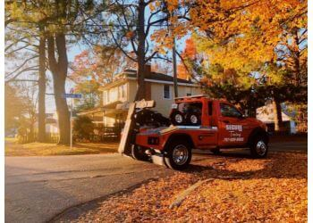 Norfolk towing company Secure Towing