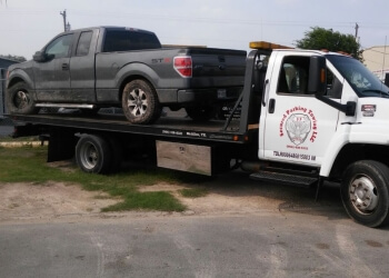 McAllen towing company Secured Parking Towing LLC