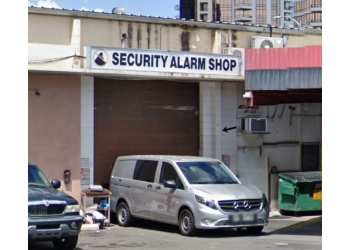 Honolulu security system Security Alarm Shop Inc.