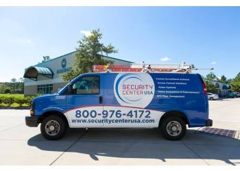 Jacksonville security system Security Center USA
