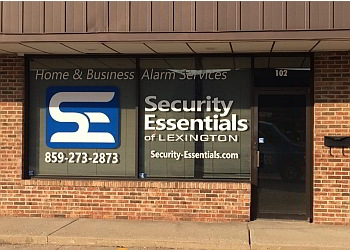 Lexington security system Security Essentials of Lexington