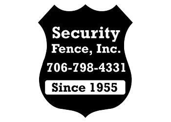 Augusta fencing contractor Security Fence, Inc.