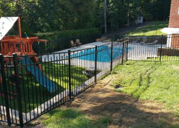 Newport News fencing contractor Security Fencing Company, Inc