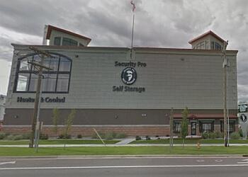 Salt Lake City storage unit Security Pro Storage