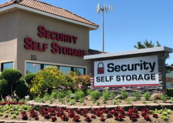 Visalia storage unit Security Self Storage