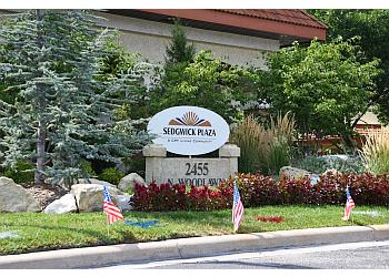 Wichita assisted living facility Sedgwick Plaza