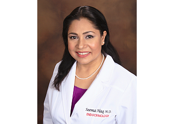 Carrollton endocrinologist Seema Haq, MD