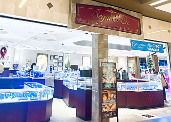 Chesapeake jewelry Segal & Co Fine Jewelers