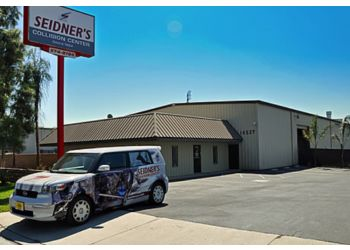 Fontana auto body shop Seidner's Collision Center