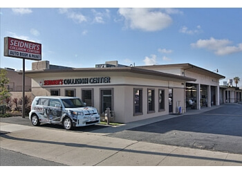 Ontario auto body shop Seidner's Collision Center