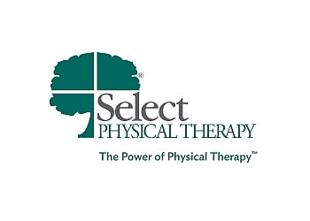 Columbia physical therapist Select Physical Therapy