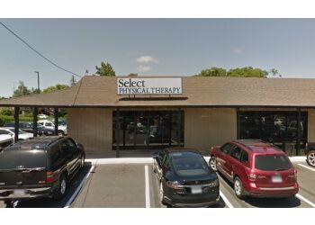 Stockton occupational therapist Select Physical Therapy