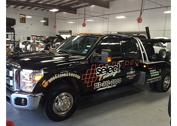 Houston towing company Select Towing
