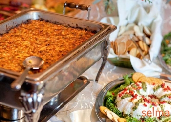 Lexington caterer Selma's Catering & Events