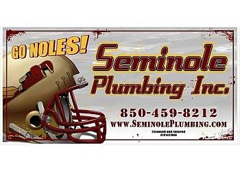 Tallahassee plumber Seminole Plumbing, Inc.