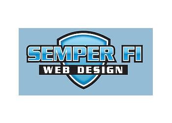 Durham web designer Semper Fi Web Design