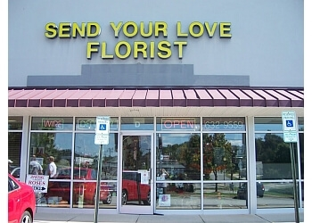 Greensboro florist Send Your Love Florist & Gifts