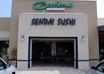 Fresno sushi Sendai Sushi