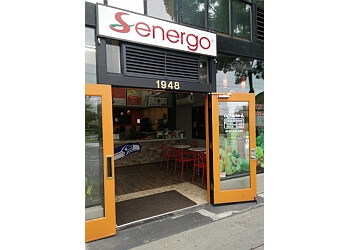 Tacoma juice bar Senergo Juice