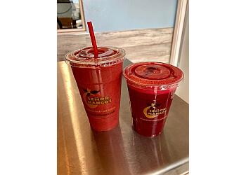 San Diego juice bar Senor Mangos