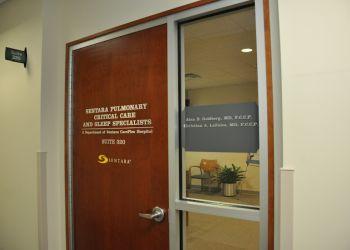 Newport News sleep clinic Sentara Pulmonary, Critical Care & Sleep Specialists