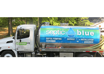 Charlotte septic tank service Septic Blue of Charlotte