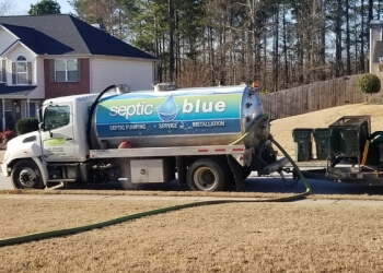 Cary septic tank service Septic Blue of Raleigh
