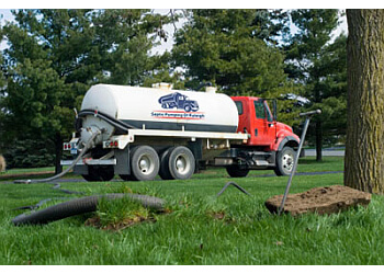 Raleigh septic tank service Septic Pumping Of Raleigh