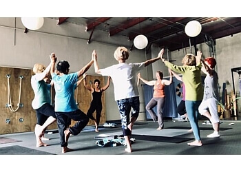Visalia yoga studio Sequoia Kung Fu & Yoga