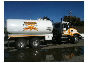 Fresno septic tank service Sequoia Pumping