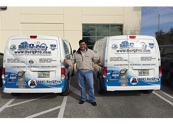 Port St Lucie commercial cleaning service Ser-Q-Pro Commercial Cleaning Solutions