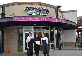 Denver caterer Serendipity Catering