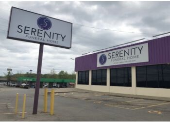 Kansas City funeral home Serenity Funeral Home