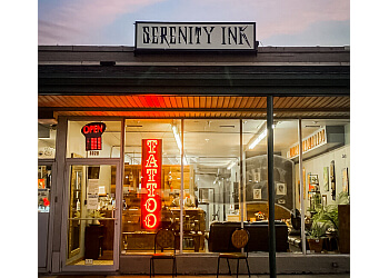 Milwaukee tattoo shop Serenity Ink