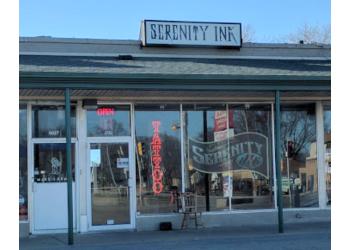 Milwaukee tattoo shop Serenity Ink