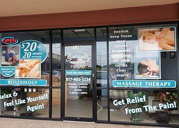Arlington massage therapy Serenity Massage Therapy