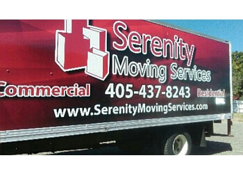 Norman moving company Serenity Moving Services
