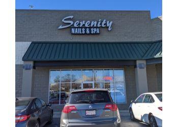 Greensboro nail salon Serenity Nails & Spa