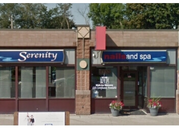 St Paul nail salon Serenity Nails & Spa