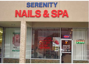 Waco nail salon Serenity Nails & Spa