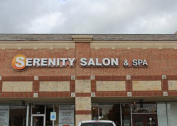 Plano hair salon Serenity Salon and Spa