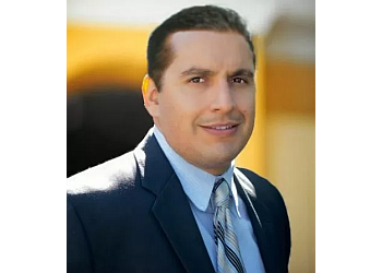 Riverside real estate agent Sergio Salazar