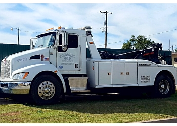 Oklahoma City towing company Sergios Towing Service