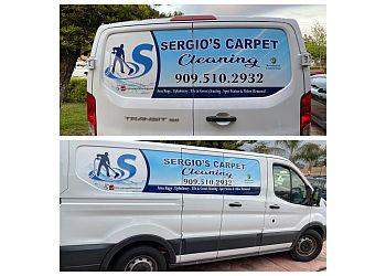Ontario carpet cleaner Sergio's carpet cleaning