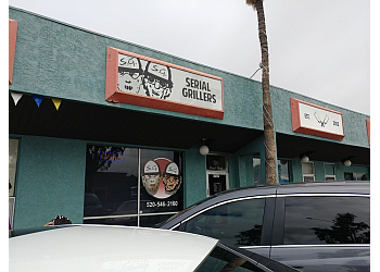 Tucson pizza place Serial Grillers